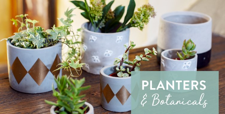 Sass & Belle planters