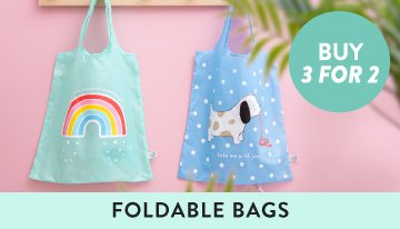 Special Offers Foldable Bags