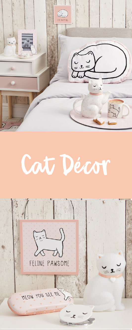 Cat Decor