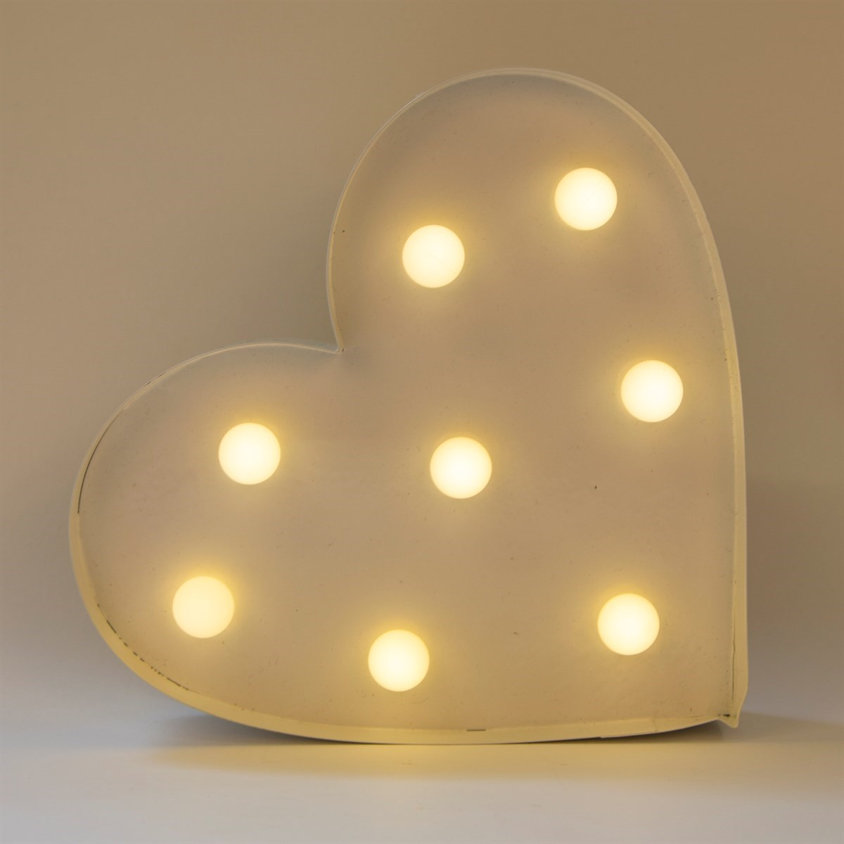 lighting lighting lampshades heart led light wall decoration