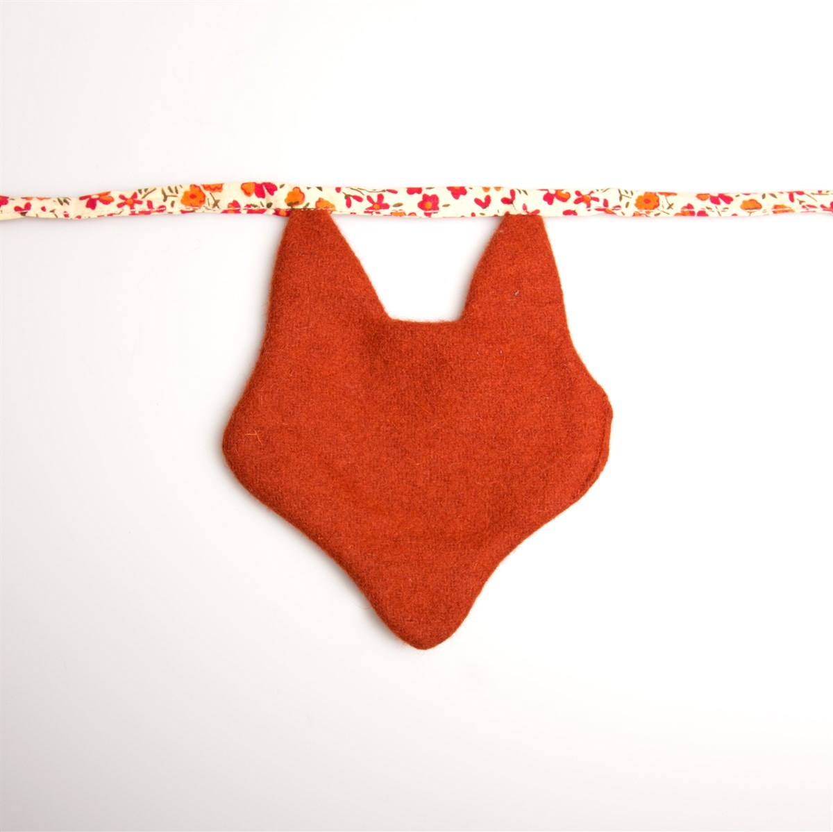 Paddy The Fox Fabric Bunting Alternative Image 1