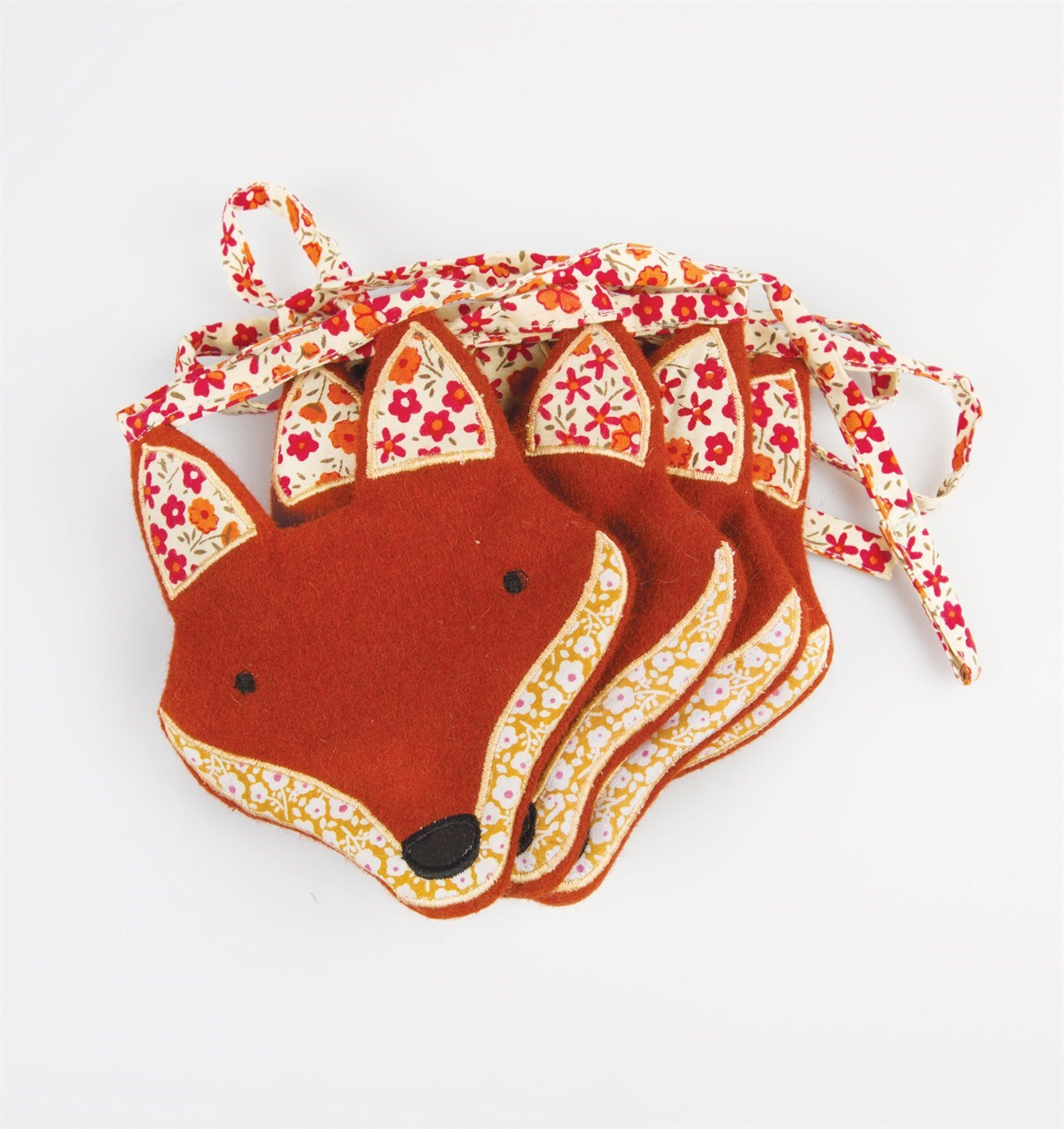 Paddy The Fox Fabric Bunting Alternative Image 2