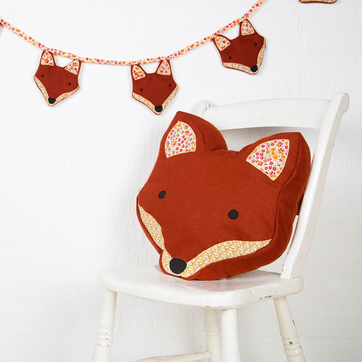 Lovely Paddy The Fox Cushion Alternative Image 2. Awesome Ideas