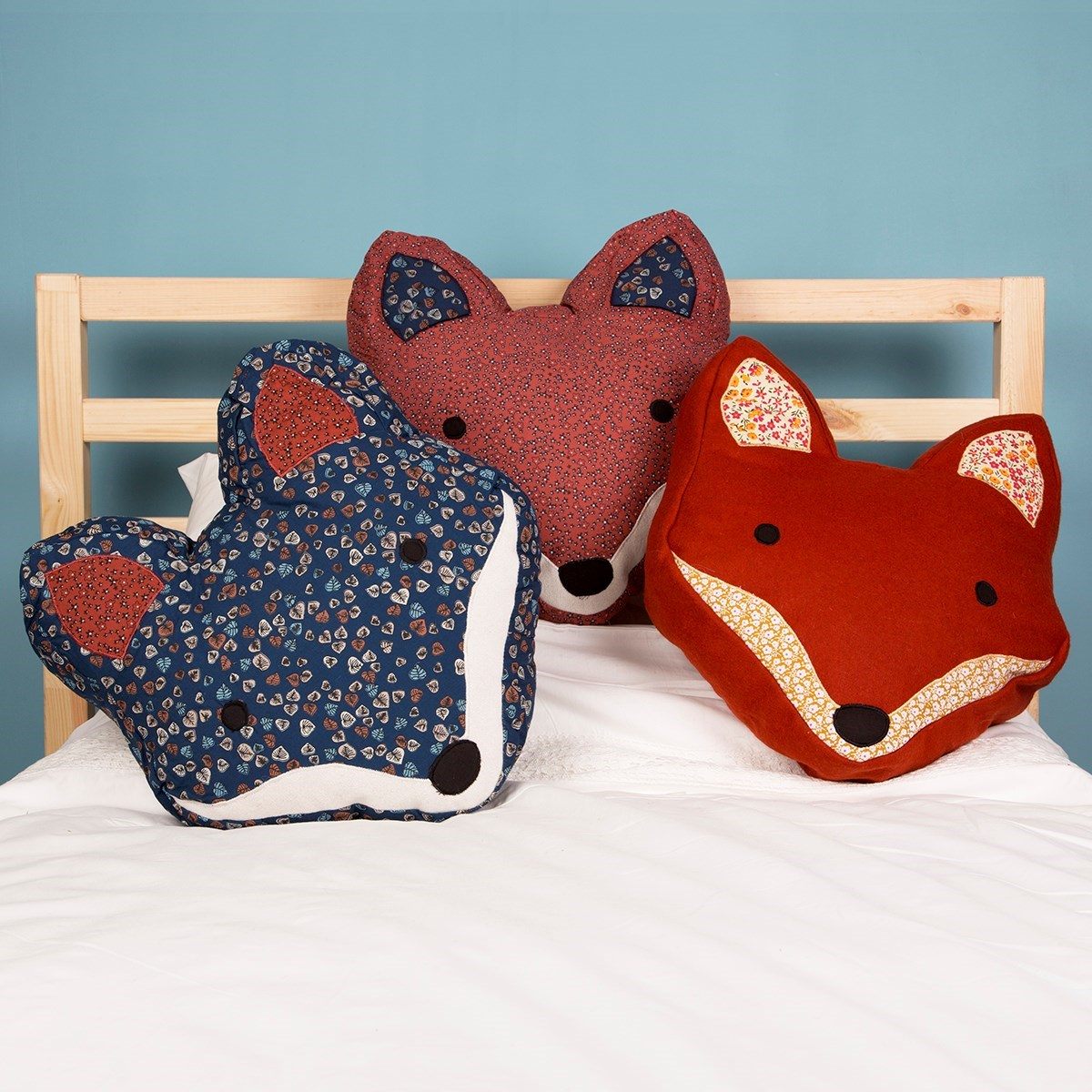 Paddy The Fox Cushion Alternative Image 1 Nice Design