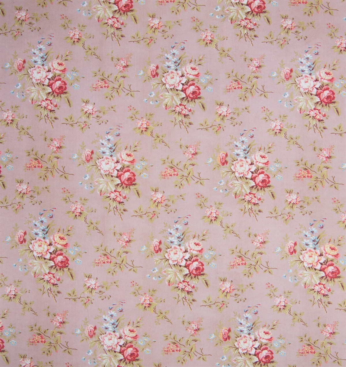 Vintage Floral Lady Vivienne Wrapping Paper