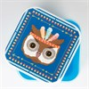 Square Owl Animal Adventure Square Lunch Box Alternative Image 2