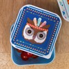Square Owl Animal Adventure Square Lunch Box Alternative Image 4
