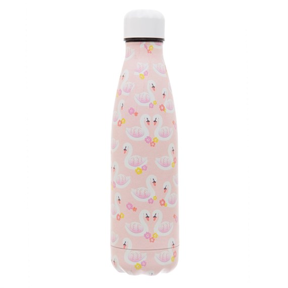 Freya Swan Stainless Steel Water Bottle