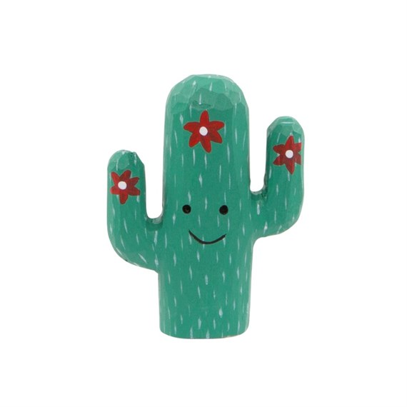 Happy Cactus Pencil Sharpener