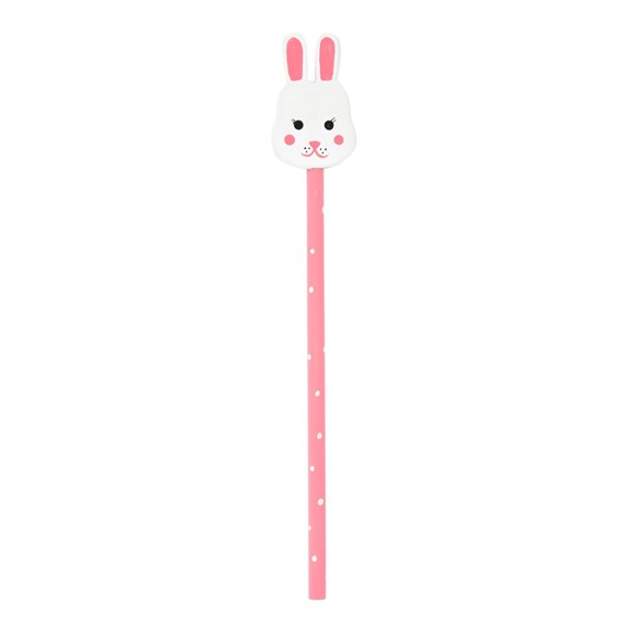 Bertie Bunny Wooden Pencil