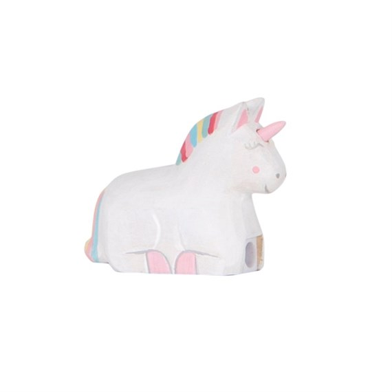 Betty The Rainbow Unicorn Pencil Sharpener