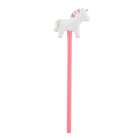 Betty The Rainbow Unicorn Pencil