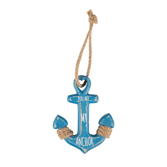 You Are My Anchor Hanging Decoration