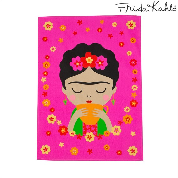 Frida Tea Towel