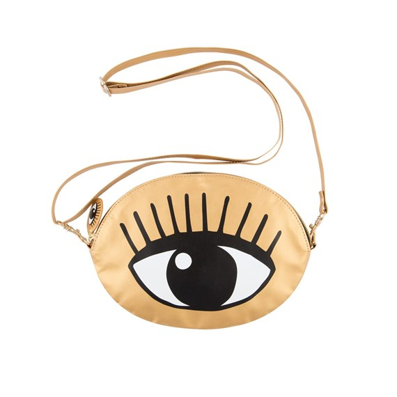 Limited Edition Eyes On You Shoulder Bag