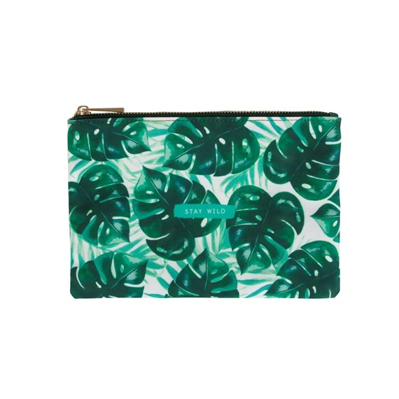 Botanical Jungle Pouch