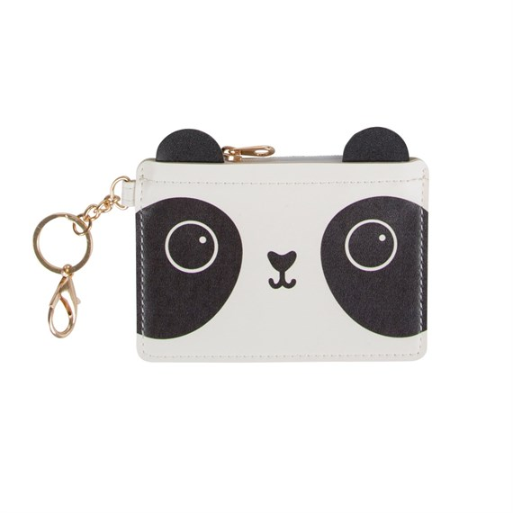 Aiko Panda Kawaii Friends Keyring Coin Purse