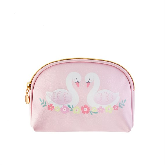 Freya Swan Cosmetic Bag