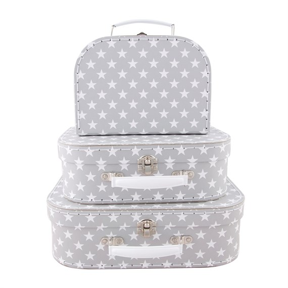 Nordic Star Suitcases - Set of 3