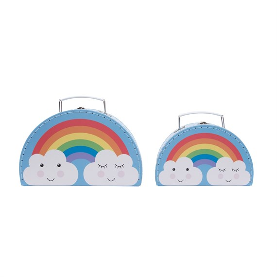 Set of 2 Day Dreams Suitcases