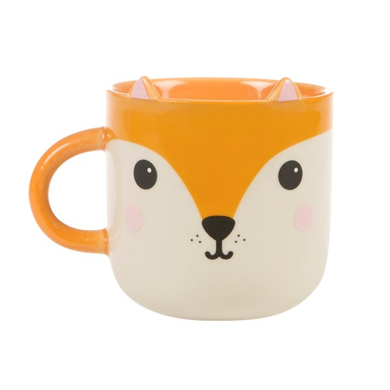Hiro Fox Kawaii Friends Mug