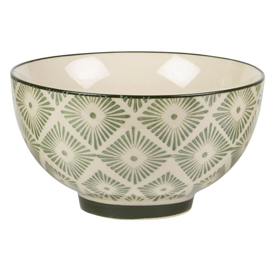 Dark Green Ria Bowl