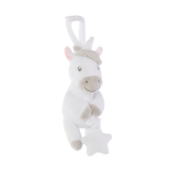 Evie Unicorn Pull Down Baby Toy