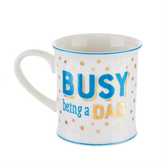 Busy Being a Dad Mug