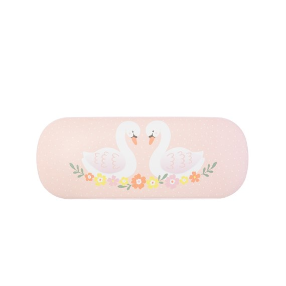 Freya Swan Glasses Case