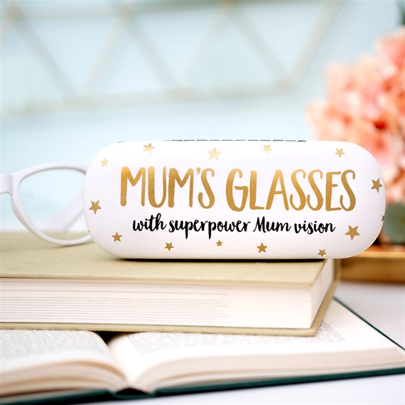 Super Mum's Glasses Case