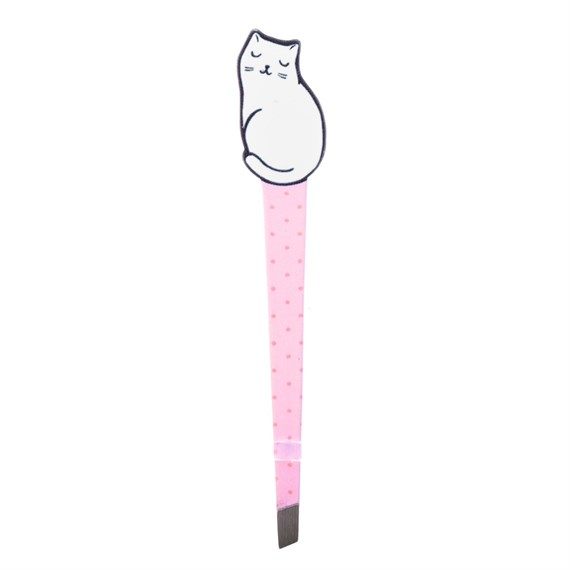 Cutie Cat Tweezers