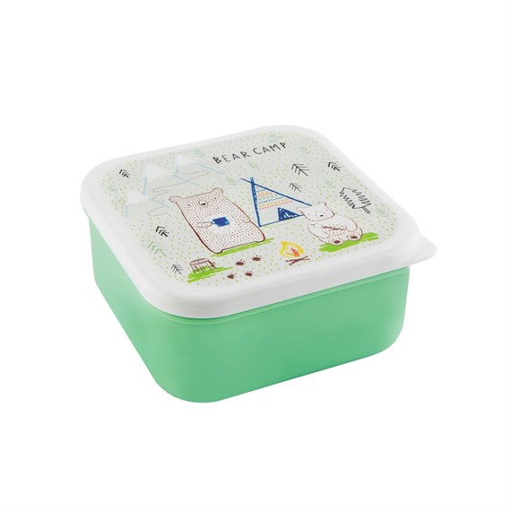 Bear Camp Lunch Box