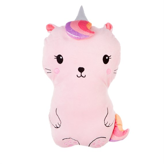 Luna Caticorn Decorative Cushion