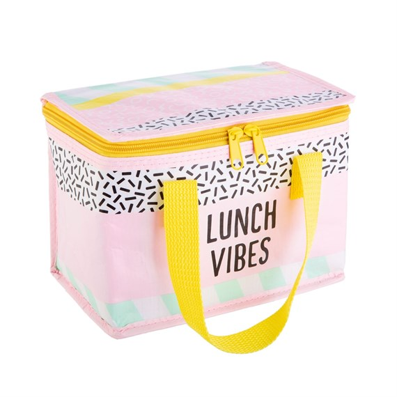 Memphis Modern Vibes Lunch Bag