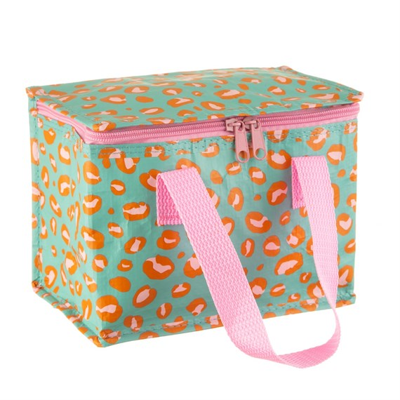 Leopard Love Lunch Bag
