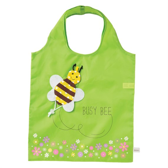 Buzz Bee Foldable Shopping Bag