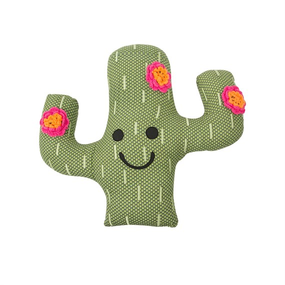 Exclusive Happy Cactus Novelty Cushion