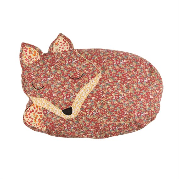 Sleeping Fox Cushion