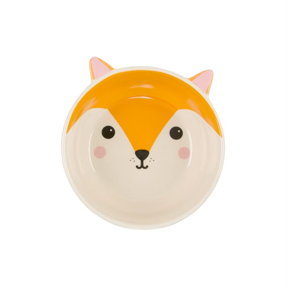 Hiro Fox Kawaii Friends Bowl