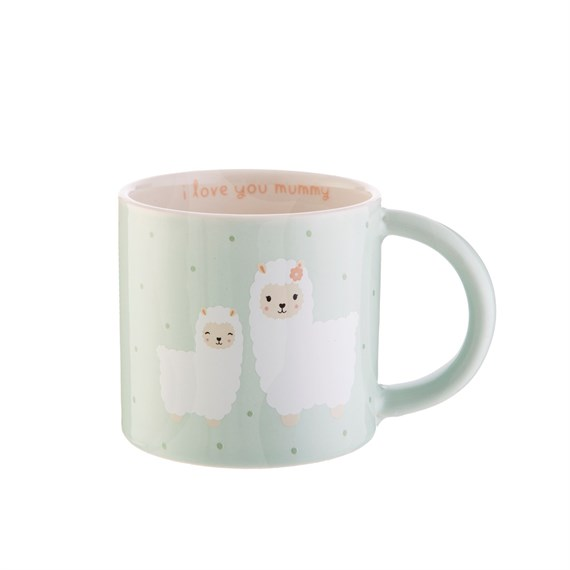 Little Llama Love Mummy Mug