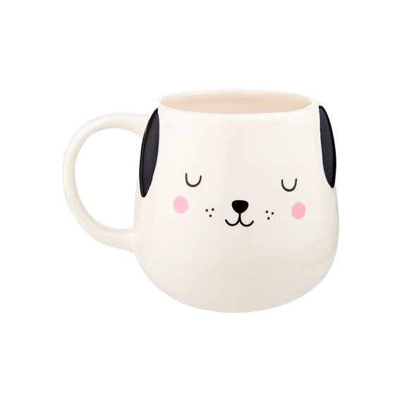 Barney The Dog Shaped Mug