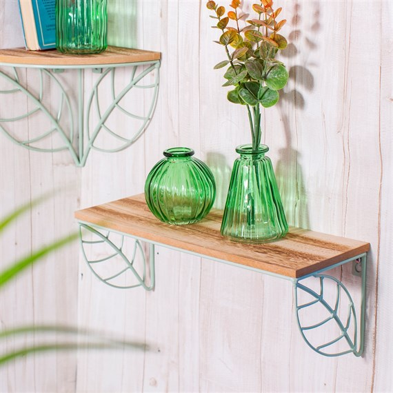 Wire Leaf Shelf