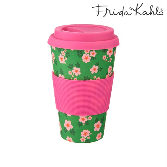 Frida Bamboo Coffee Cup