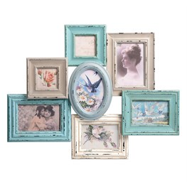 Delilah Collage Photo Frame