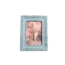Blue Delilah Photo Frame