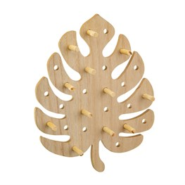 Cheese Plant Leaf Peg Board