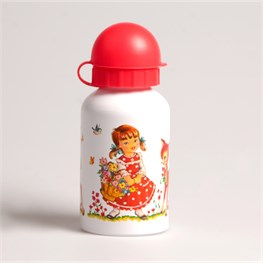 Heidi Flower Basket Water Bottle
