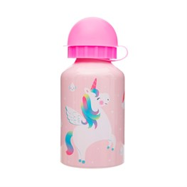 Rainbow Unicorn Kids Water Bottle