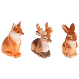 Stag Rabbit Fox Pencil Sharpener  (options available)