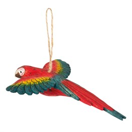 Flying Parrot Hanging Decoration